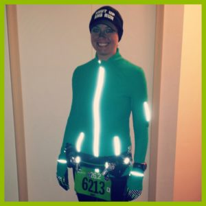 reflective clothing for nighttime running
