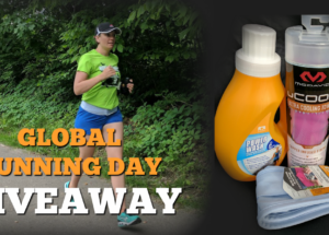 Global Running Day Giveaway